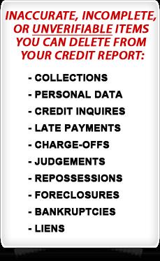 credit secrets how to erase bad credit