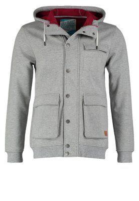 Leichte Jacke - grey melange
