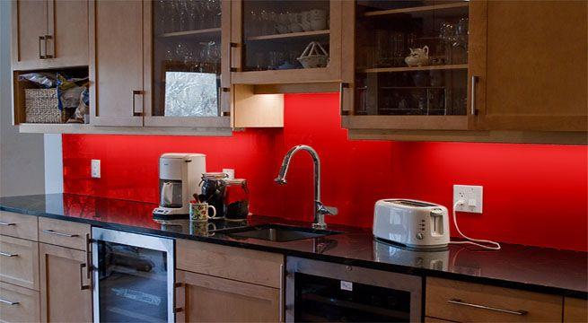 Pintar el salpicadero de la cocina | COCINAS | Pinterest