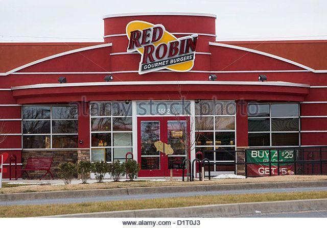 Red Robin 1218 N Retail Ct Myrtle Beach Sc 29577 Gourmet Burgers Myrtle Beach Area Myrtle Beach