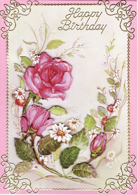 3d happy birthday card birthday cards for women
