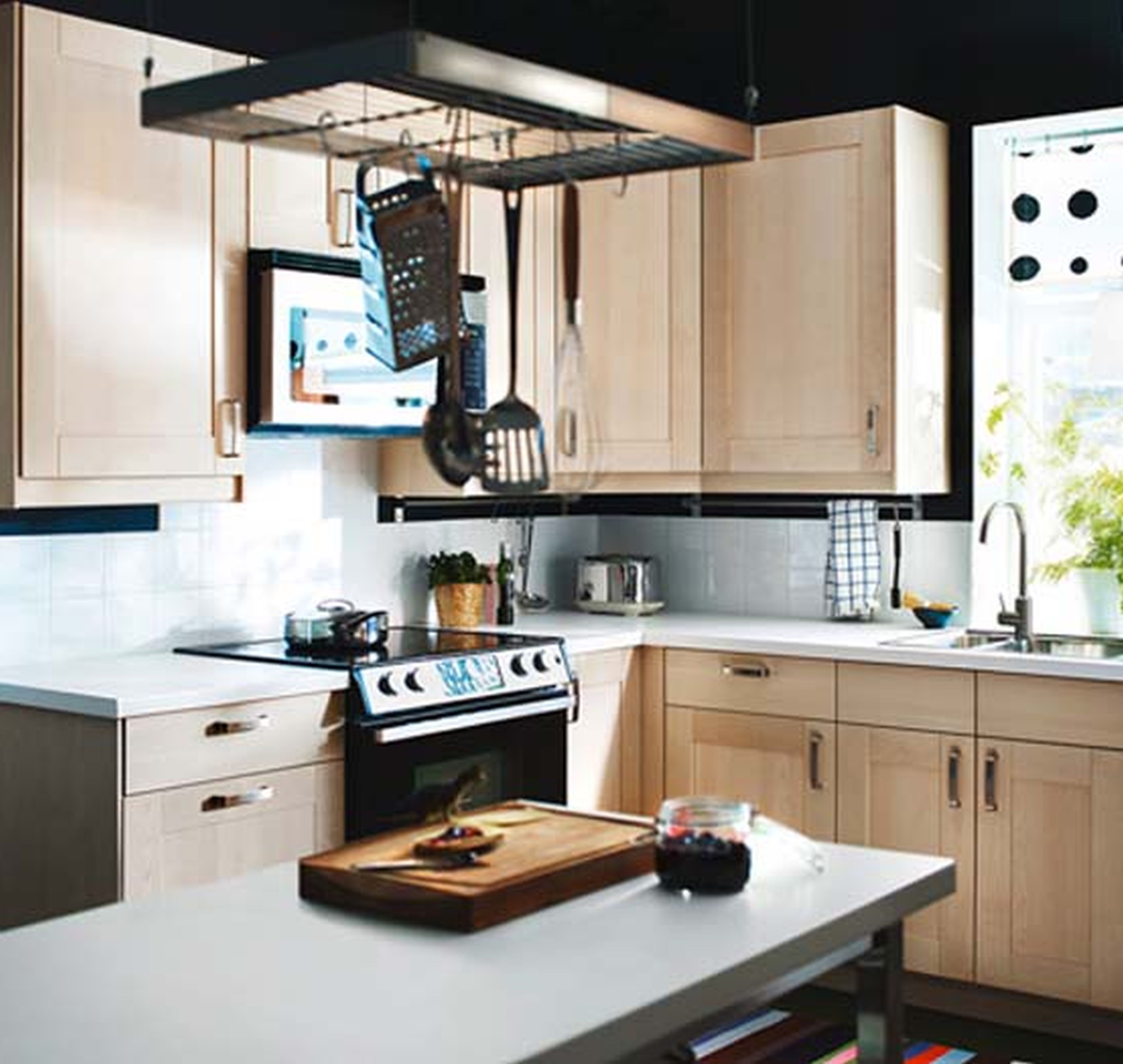 Best Kitchen Interior Ideas Appealing Ikea Small Kitchen 400 x 300