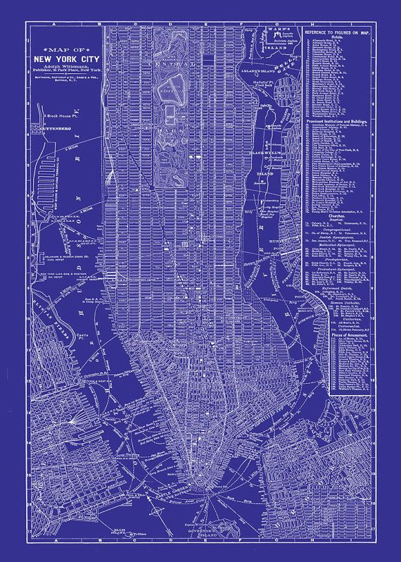 New york city map blueprint 1885 map of new york newark brooklyn new york city map blueprint 1885 map of new york newark brooklyn vintage print poster malvernweather Images