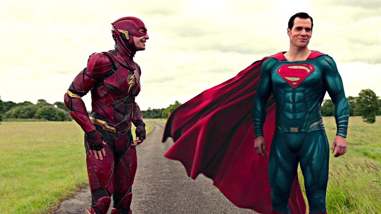 Superman Vs The Flash Race Scene Justice League 2017 Clip 4k Ultra Hd Subtitles Youtube Justice League Superman New Movies