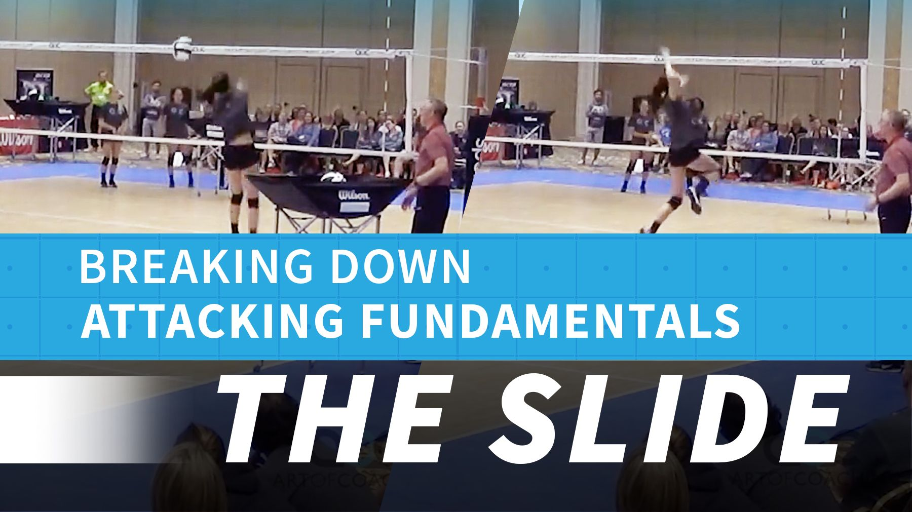 Breaking Down Attacking Fundamentals The Slide Coaching Volleyball Volleyball Training Volleyball
