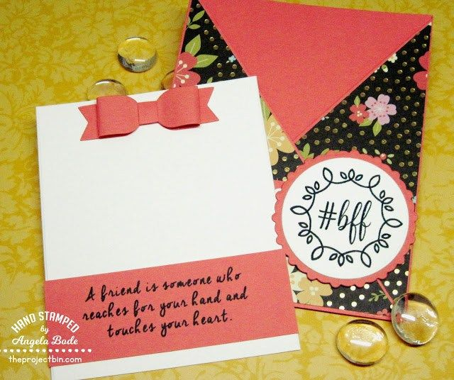 bff pinterest bff clear stamps and friendship