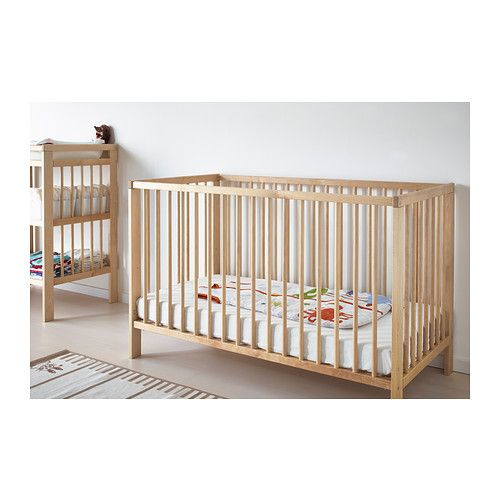 Gulliver crib ikea the bed base can be placed at two for Lettino ikea gulliver