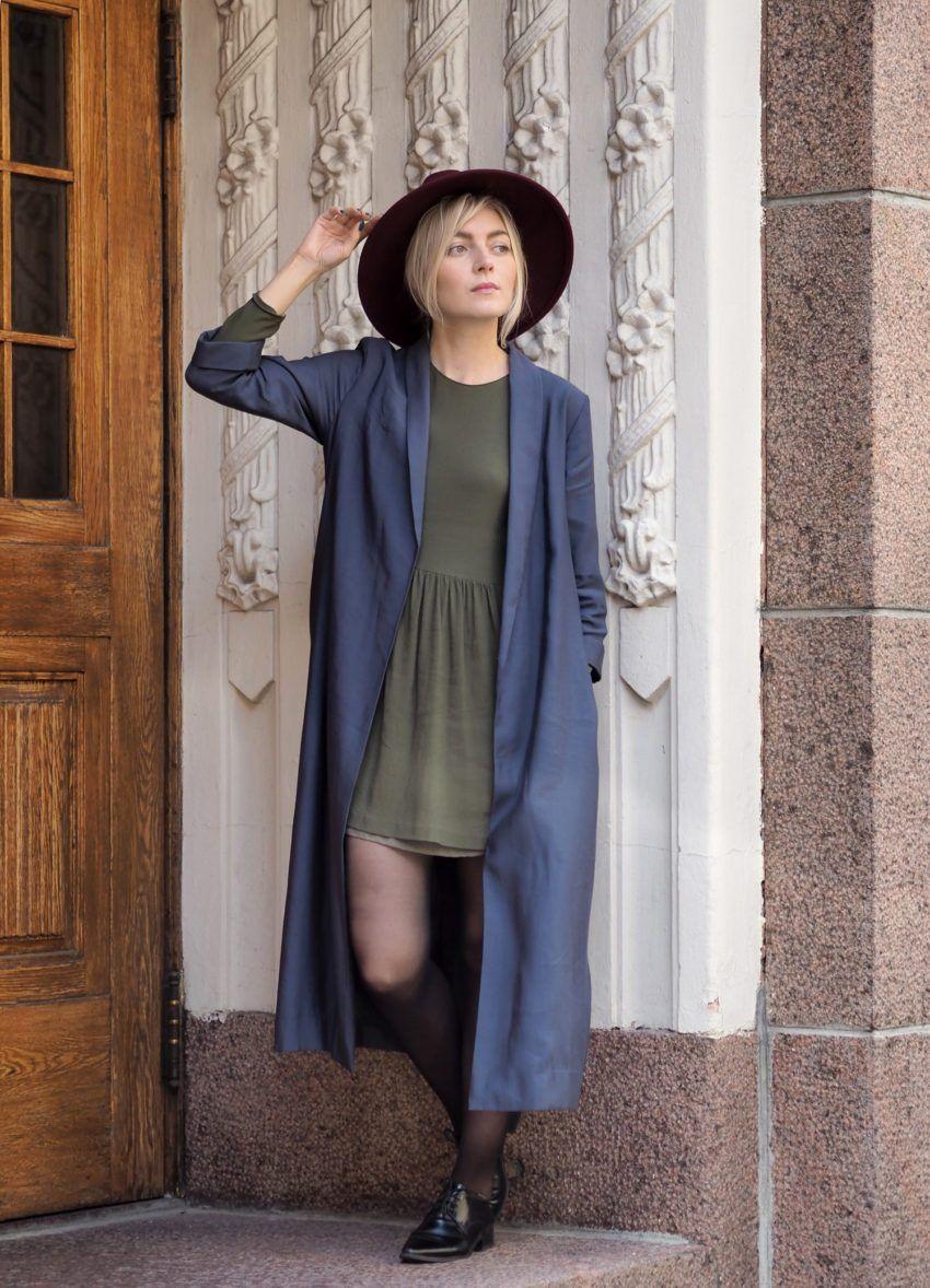#dress #jacket #hat (by Jenni / Pupulandia)