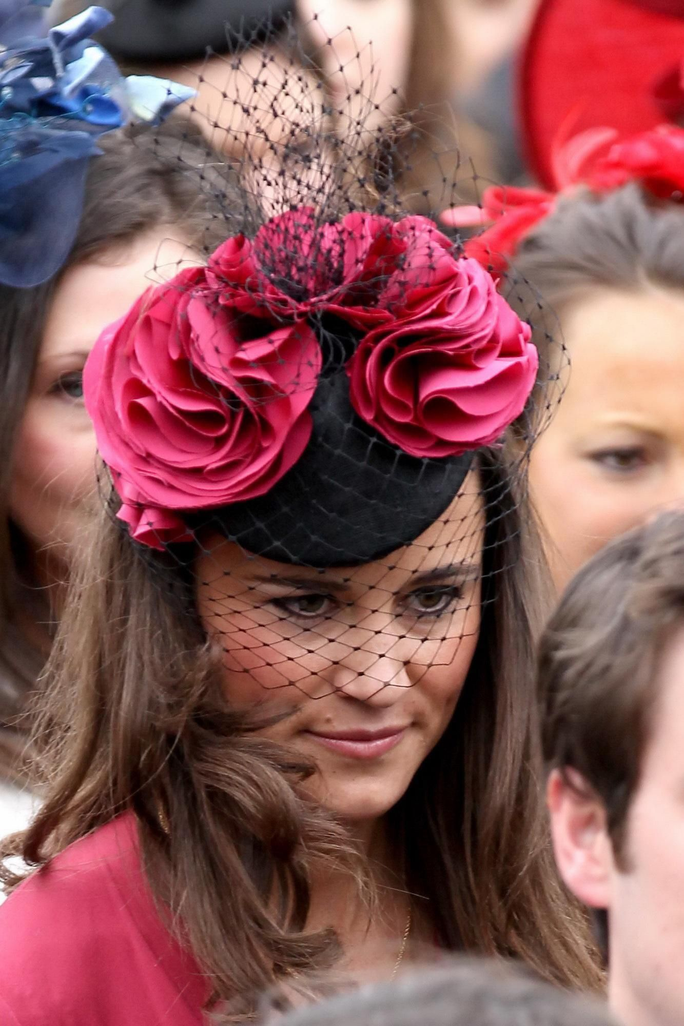 Hand over the hat, Pippa