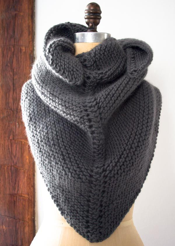 Soft wrap... | Tejidos | Pinterest | Tejido, Chal y Bufanda cuello