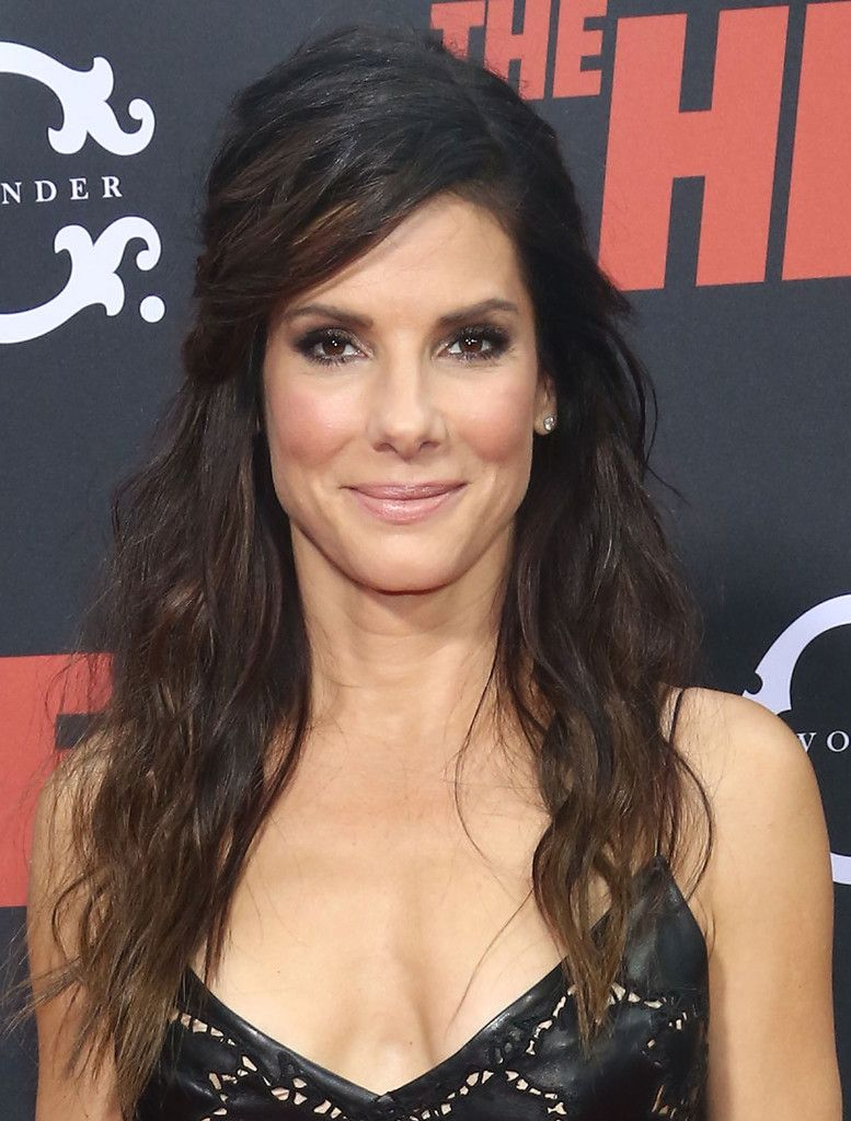 "sandra bullock photos photos: ""the heat"" new york premiere"