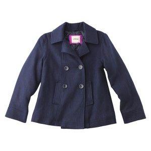 Cherokee® Girls' Wool Peacoat : Target Mobile