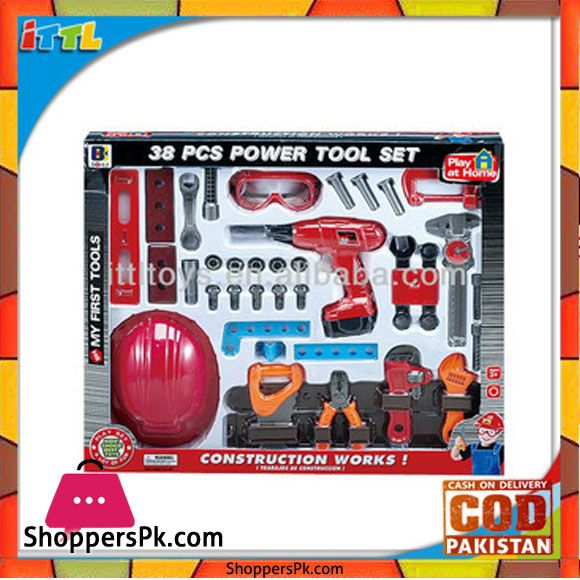 Kids Tool Set Toys Cool Tools Toys Shopperspk Com Pakistan Cool