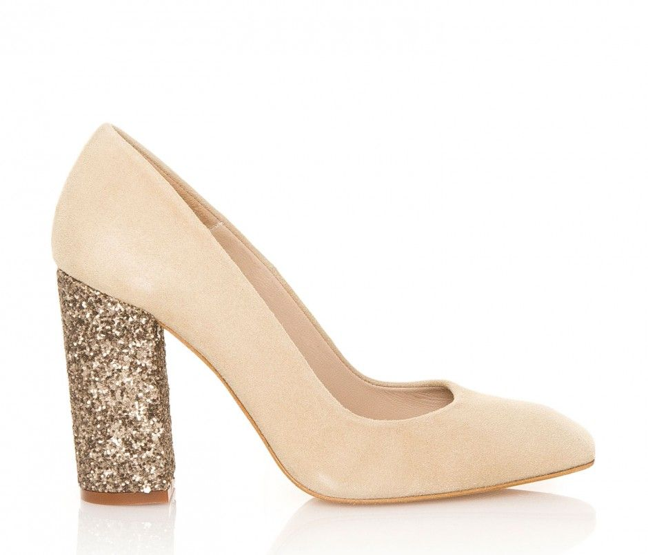 Zapatos beige formales Hannibal Laguna para mujer KI5kxIM