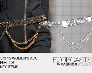 S / S 15 párr mujer Cinturones