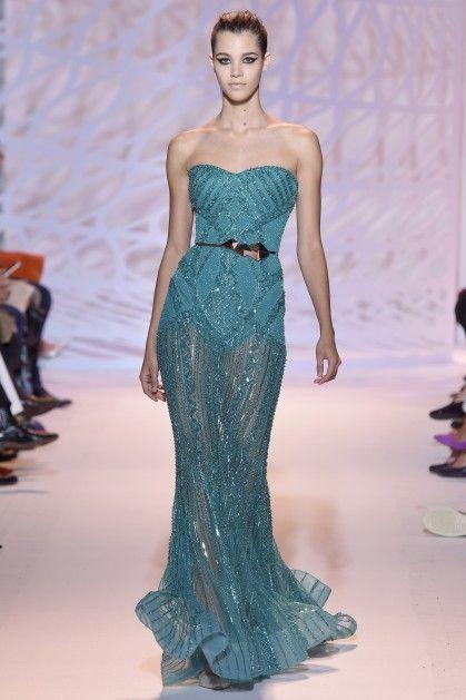 Zuhair Murad Fall 2014 Haute Couture