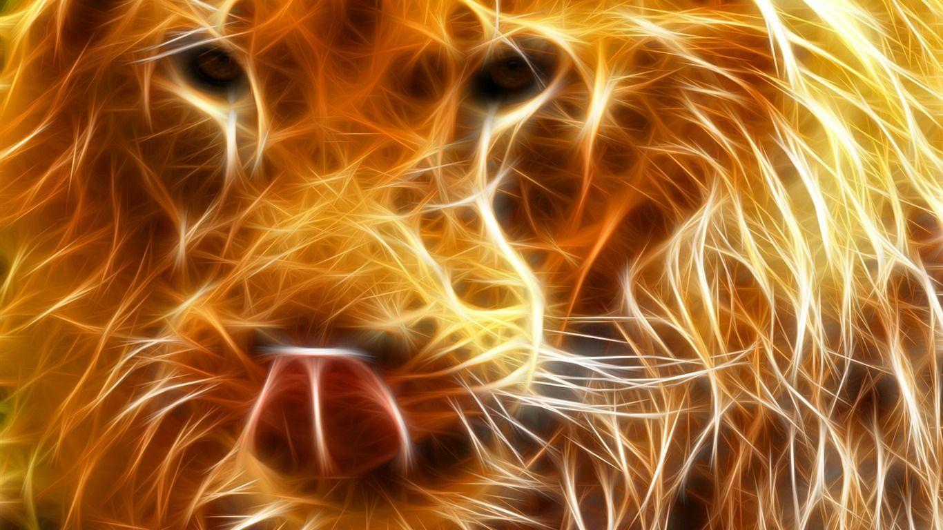 Cool Animal Wallpaper Light 13