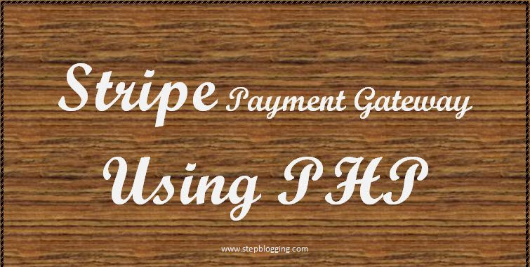 stripe payment php