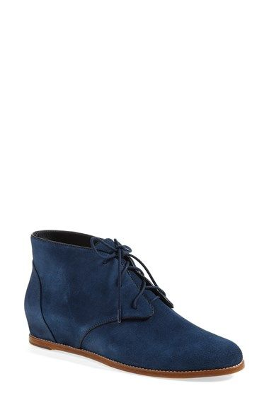 b978285194ff Rebecca Minkoff  Loran  Hidden Wedge Suede Chukka Boot (Women) available at   Nordstrom