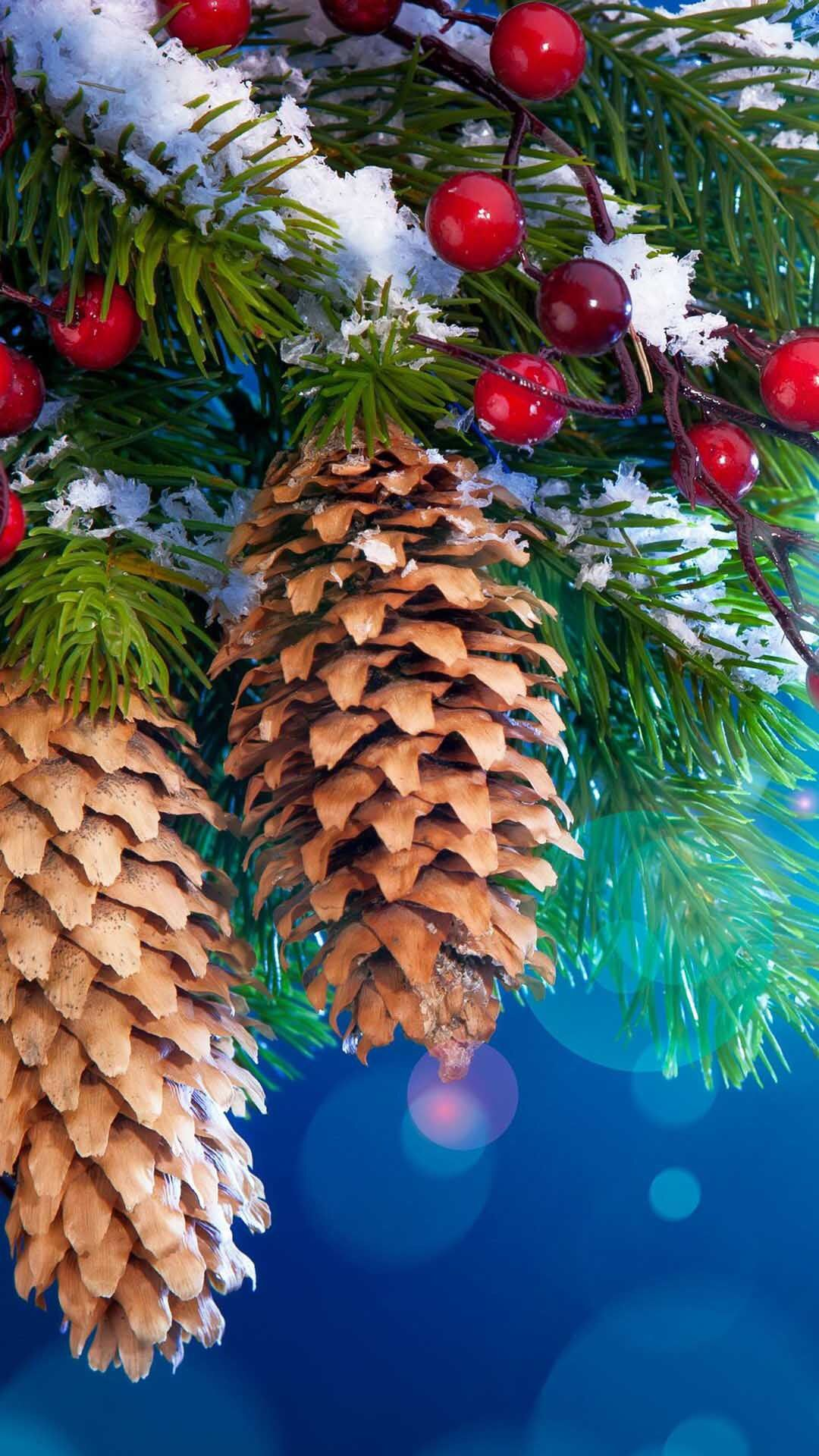 wallpapers iphone Christmas wishes, Christmas
