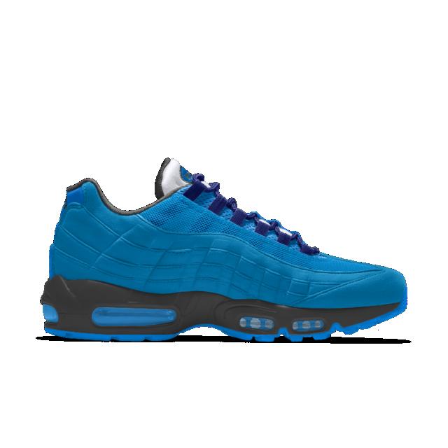 Nike Air Max 95 By You Custom Shoe | Casual sport shoes, Nike ...