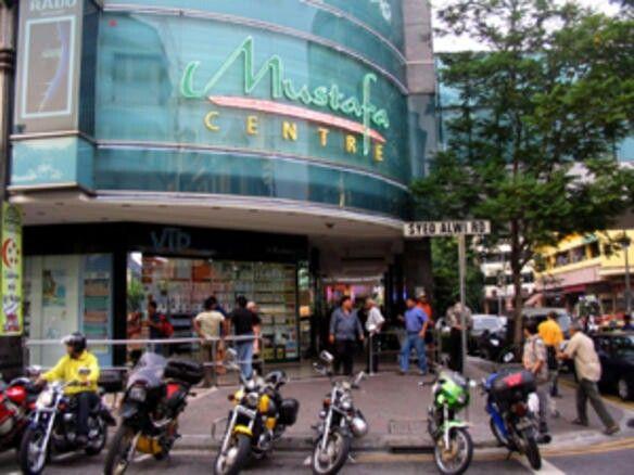 Get Insider Travel Advice For Mustafa Centre