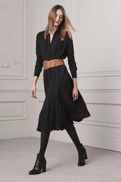 Ralph Lauren Pre-Fall 2016 | Cool Chic Style Fashion