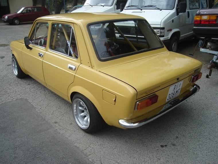 Fiat 128 Coches Clasicos Autos