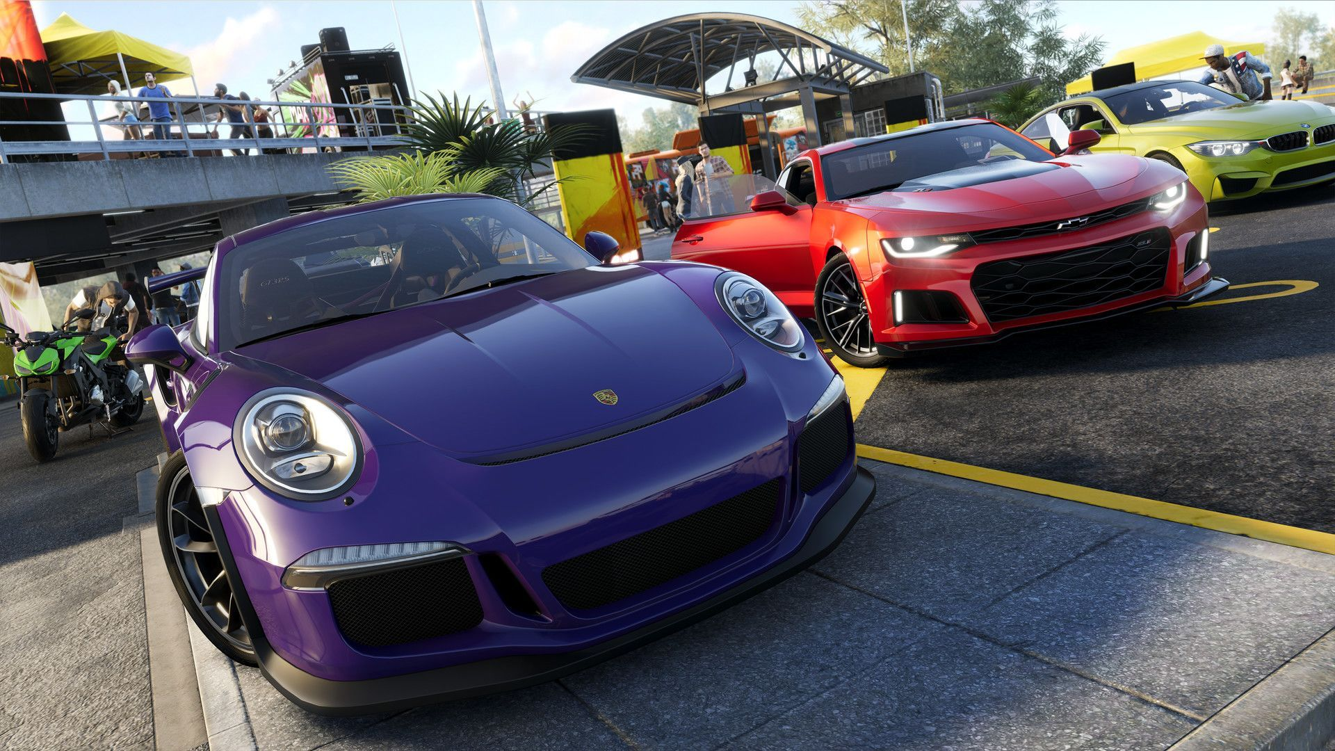 The Crew 2 Take To The Roads To The Skies And To The Sea In The Crew 2 A Sequel To A Unique Racing Game From 2014 Improving I Motorsport Sports Vehicles