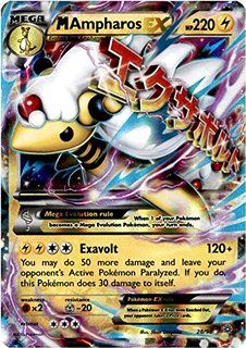 Pokemon Mega Evolution Houndoom Card