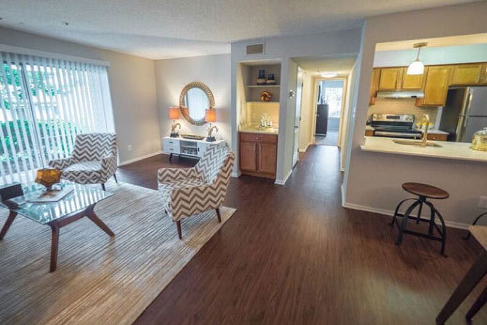 One Month Free Offered On Select Units At Sawyer