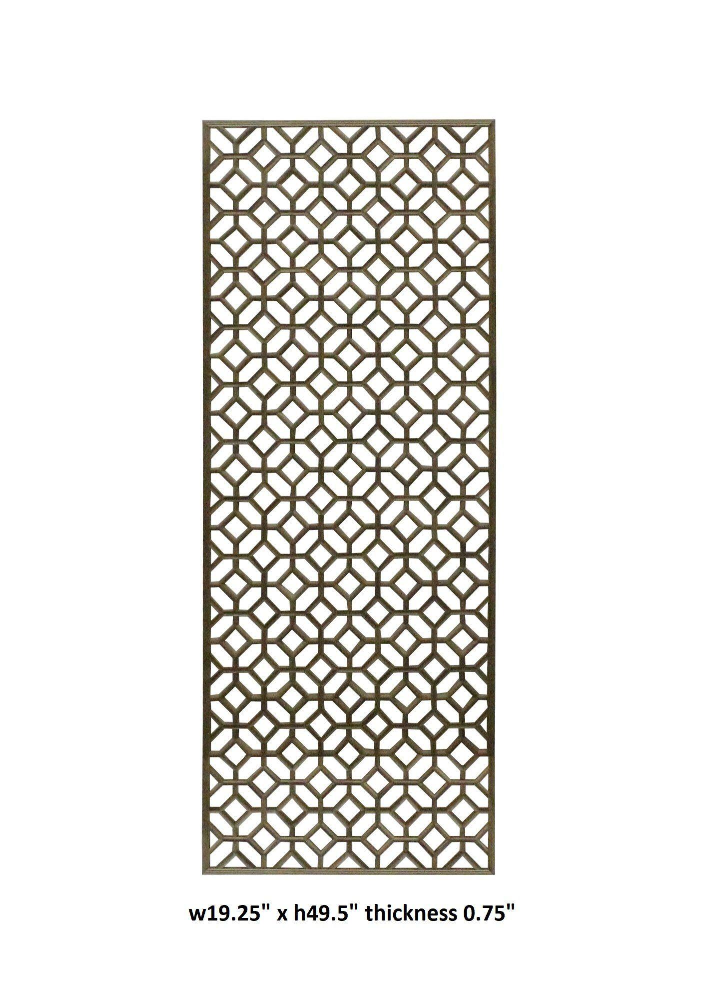 Rectangular Plain Wood Geometric Pattern Wall Panel Cs3746e Etsy Geometric Pattern Wall Patterns Wall Paneling