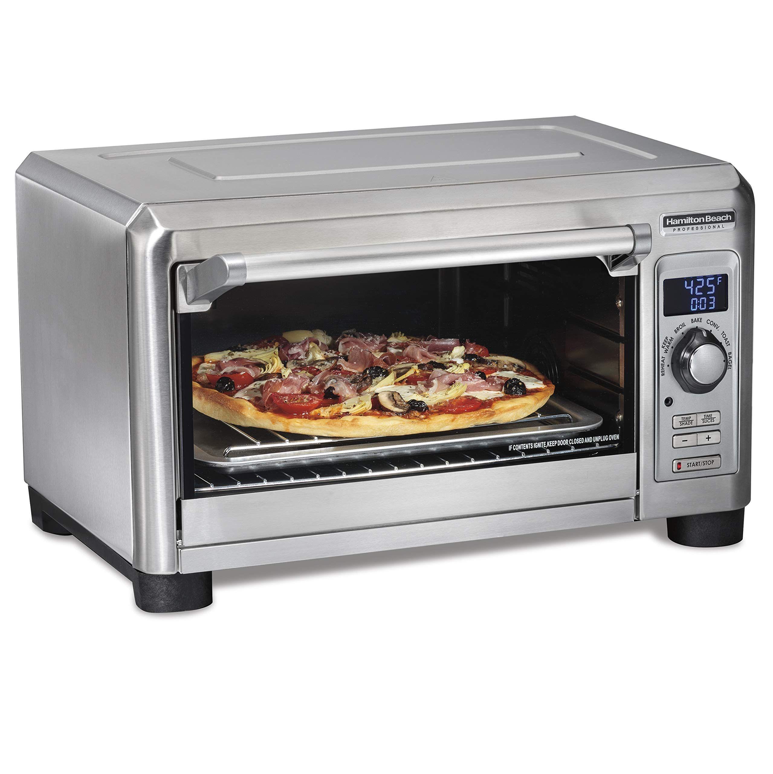 Hamilton Beach 31240 Professional Toaster Countertop Oven