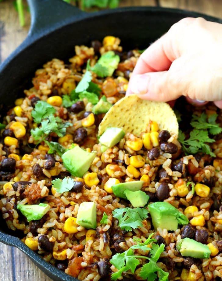 lazy vegan snacks recipes