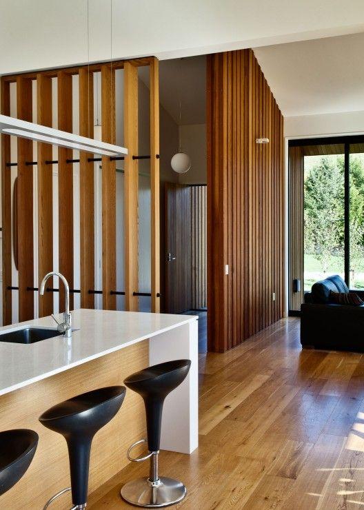 iding wall for basement? & RR House / Kerr Ritchie | basement | Pinterest | House Wood ...