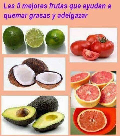 Las 5 Mejores Frutas Que Ayudan A Adelgazar Y Quemar Grasa Fruit Food Cantaloupe