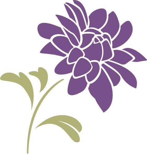 Szablon Z Tworzywa Kwiat 3 Naklejki Szablony Do Malowania Dekoracje Wnetrz Naklejki Na Sciany Stencil Art Art Stencils