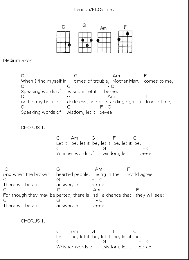 Incomplete guitar chords