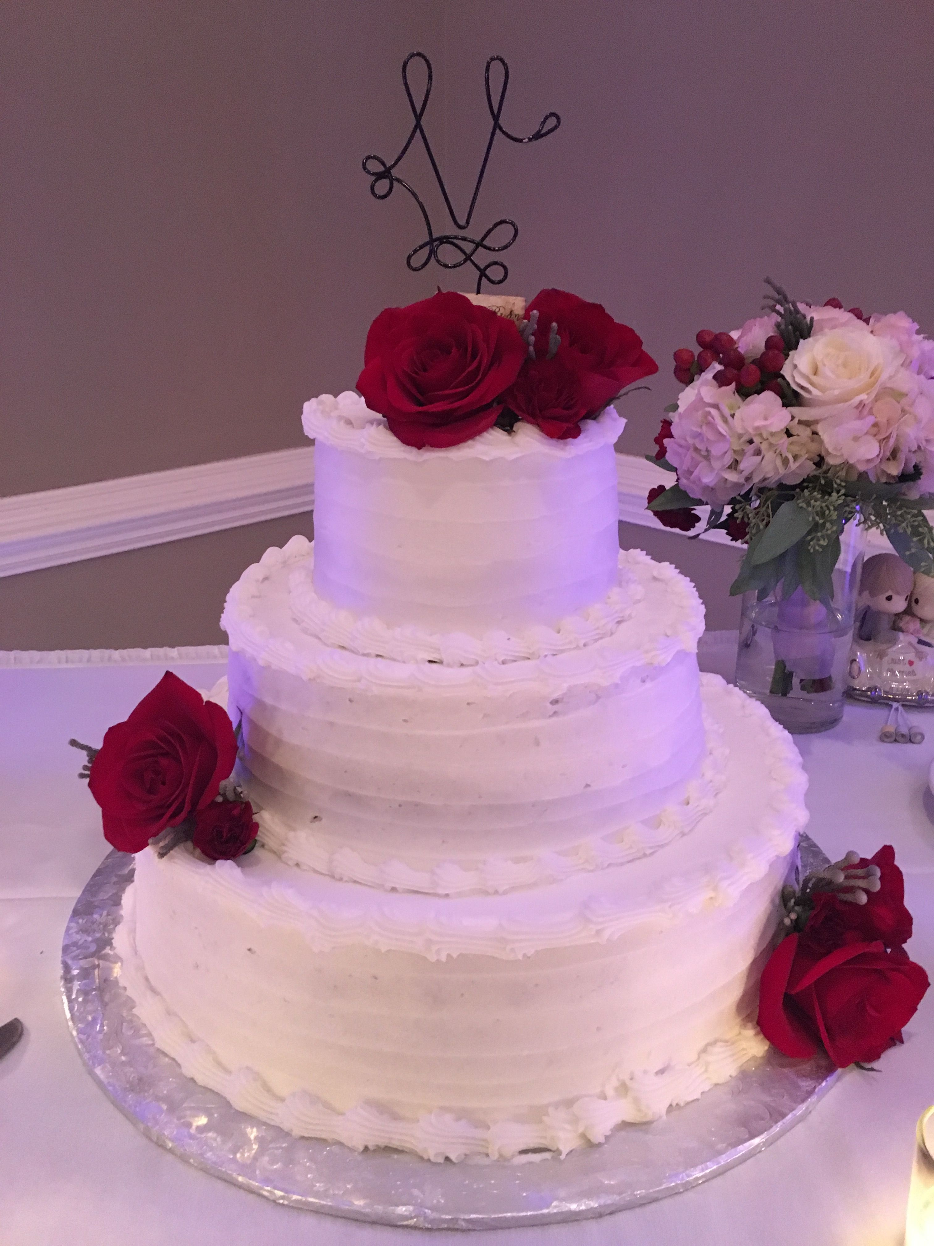 Pin By Sand Springs Country Club On Wedding Cakes Pinterest