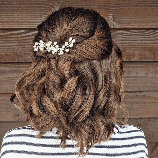 200+ Besten Hochsteckfrisuren Bilder – Haare