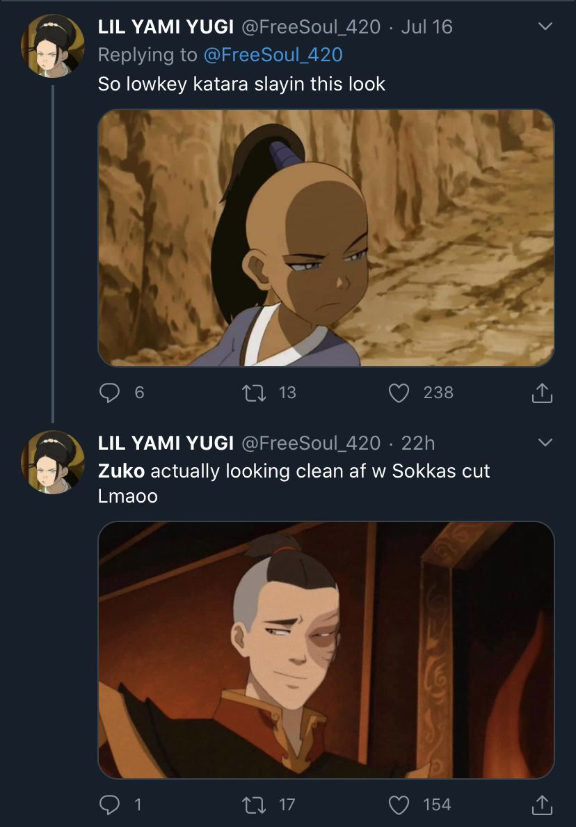 Pin By Jade Jay On A Tla And Tlok The Last Avatar Avatar The Last Airbender Funny Avatar Airbender