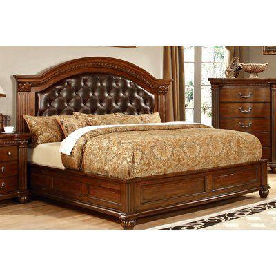 Belton Upholstered Platform Bed Wooden Bed In 2019 Bed