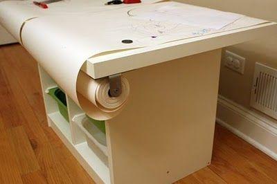 trofast children 39 s craft table pinterest kinderzimmer kind und ideen. Black Bedroom Furniture Sets. Home Design Ideas