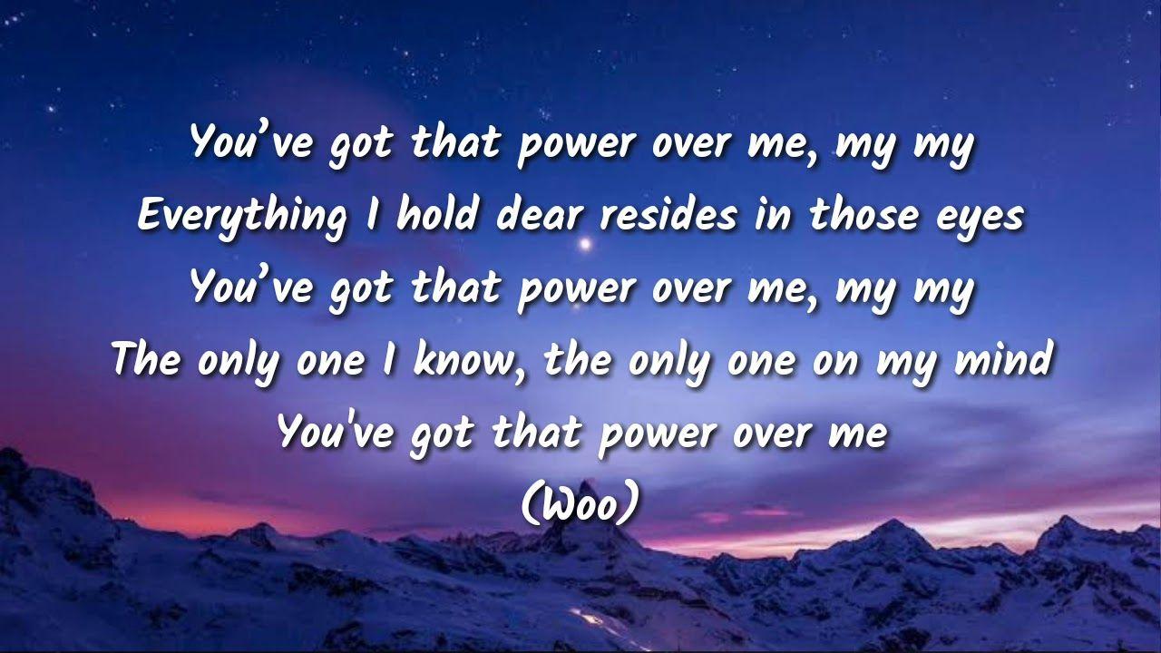 Dermot Kennedy Power Over Me Lyrics Me Too Lyrics Lyrics