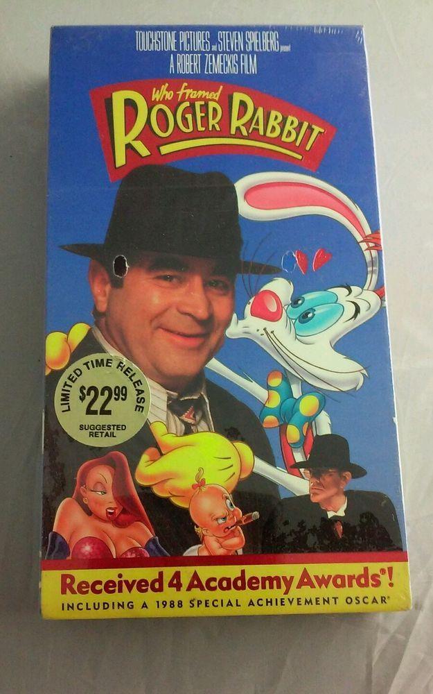 Ziemlich Falsches Spiel Mit Roger Rabbit Dvd Galerie ...
