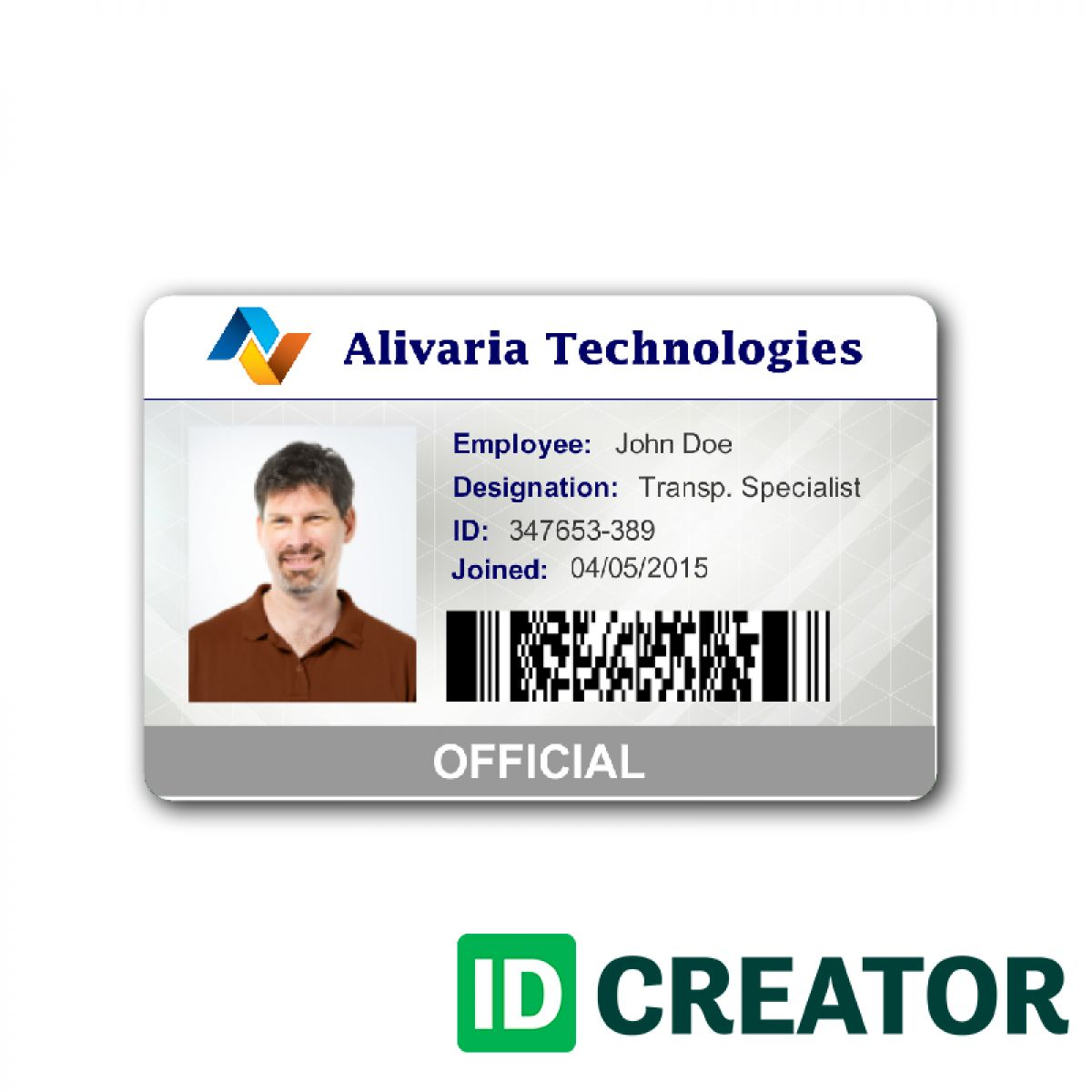 Employee Id Card Template Cdr Cards Design Templates Regarding Employee Card Template Word Professional Te Employee Id Card Employees Card Id Card Template
