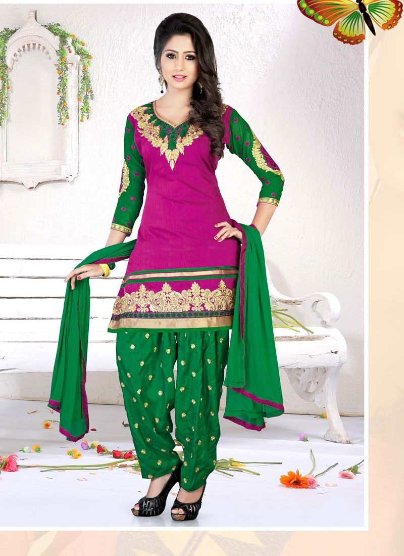 Latest Fashionable simple salwar kameez Wholesaler ...