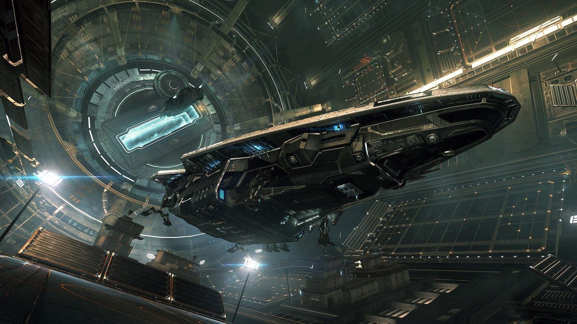 Elite Dangerous Video Games Science Fiction Spaceship Anaconda Spaceship Wallpaper Elite Dangerous Ships Star Citizen Sci Fi Ships