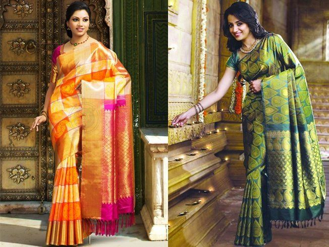 Photo of South Indian Wedding Sarees: Untouched By Changing Fashion