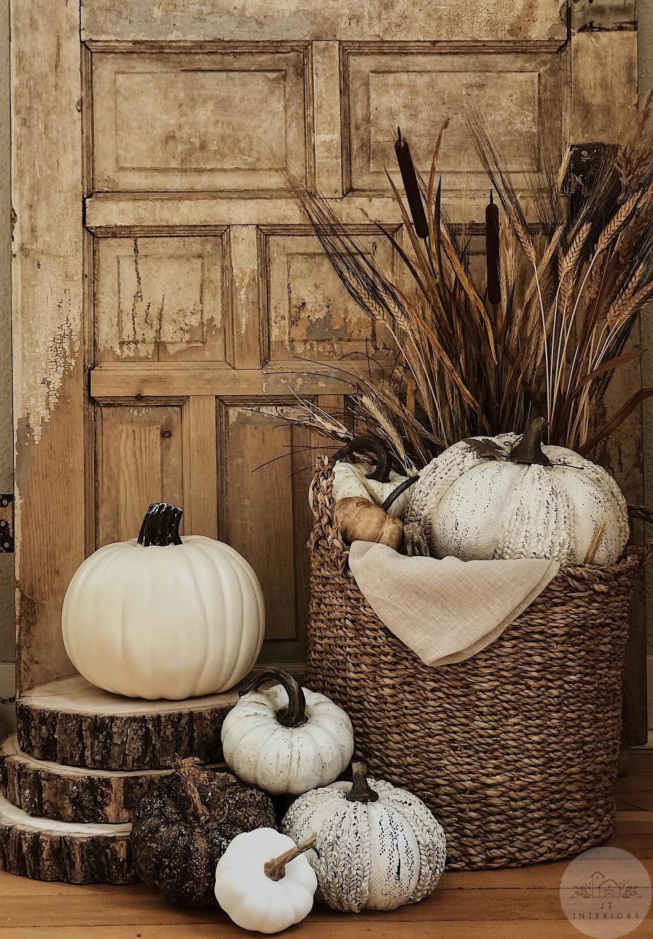 Fall home decor  #falldecor